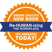 RE-HUMAN-IZING THE WORKPLACE book starburst